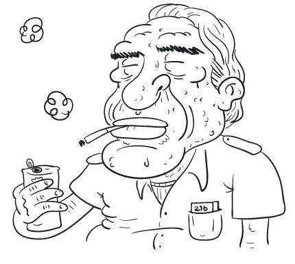 Tatyos Bey ve Bukowski ile Kafa Düz Dünya!