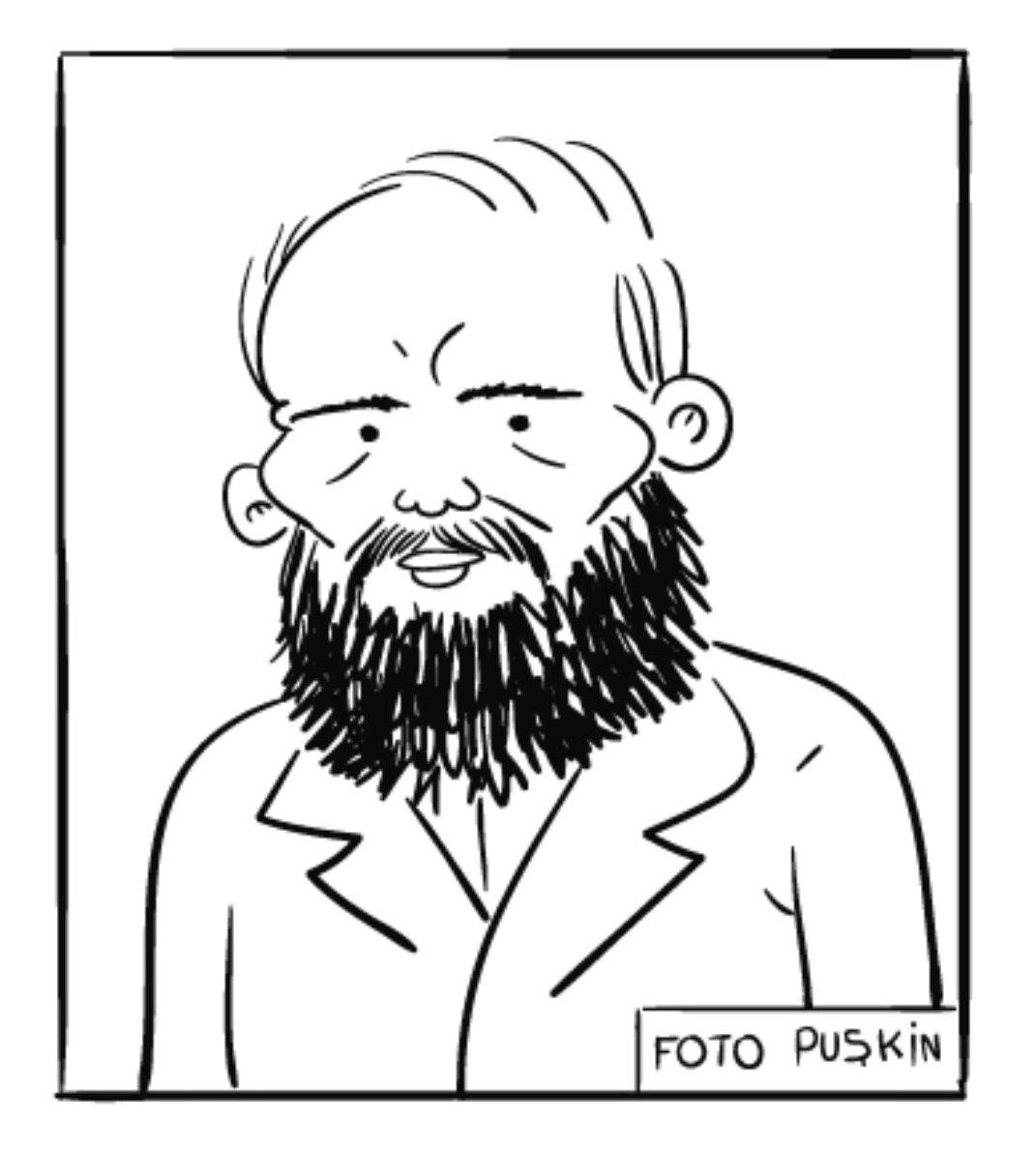 Dostoyevski İlk Kez ve Sadece Tatyos Bey'e Konuştu