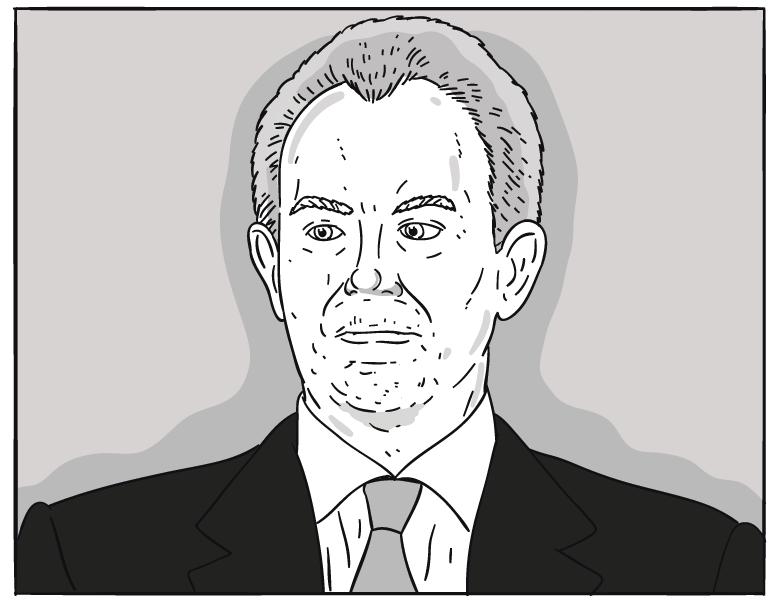 Koli Blair'dan Twitter Kavgalarının Özeti: