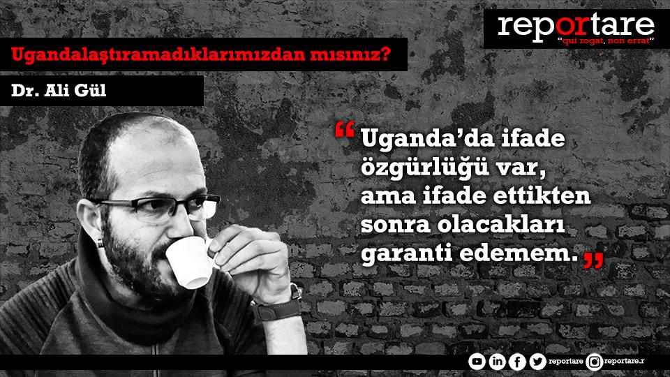 Ugandalaştıramadıklarımızdan mısınız?